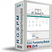 ResellerClub Google Suite Provisioning Module for WHMCS