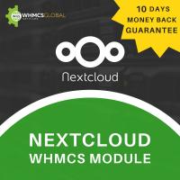 WGS Nextcloud WHMCS Module