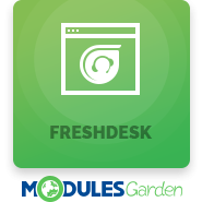Freshdesk For WHMCS