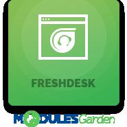 Freshdesk For WHMCS