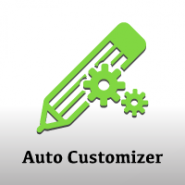 Auto Customizer