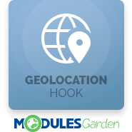 Geolocation Hook For WHMCS