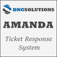 AMANDA Ticket Response System