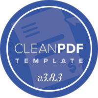 CleanPDF