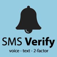 SMS & Voice Verify