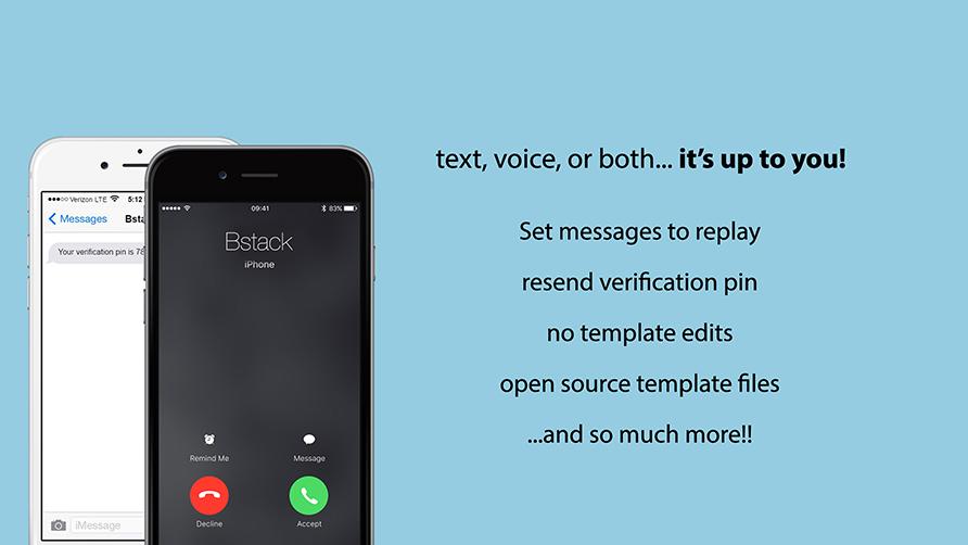 SMS & Voice Verify - WHMCS Marketplace
