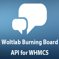 Woltlab Burning Board API for WHMCS