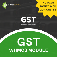 GST WHMCS Module For India