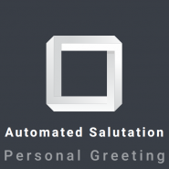 Automated Salutation