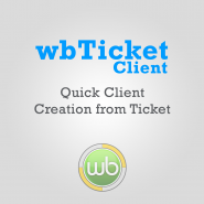 Quick Client from Ticket