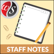 Staff Notes