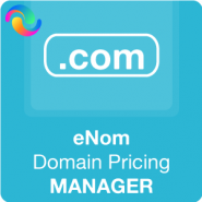 eNom Domain Pricing Manager for WHMCS