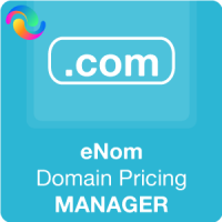 eNom Domain Pricing Manager
