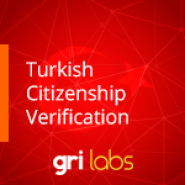 Turkish Citizenship Verification