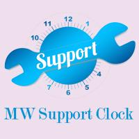 MW Support Clock