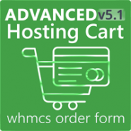 HostingCart - Advanced WHMCS Order Form Template - One Page Review & Checkout