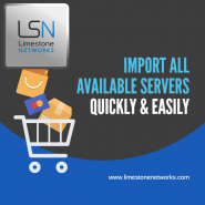 Dedicated Server Product Import