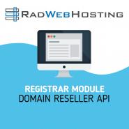Reseller API Module