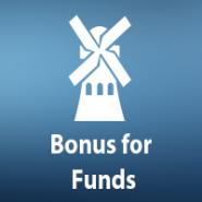 Bonus for Funds