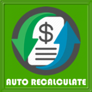 Auto Recalculate Prices