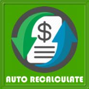 Auto Recalculate Prices