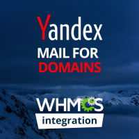 Yandex Mail for Domains Integration