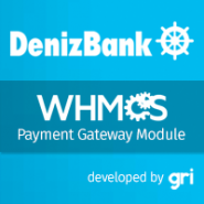 Denizbank (Intertech) Virtual POS Payment Gateway Module