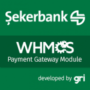 Sekerbank Virtual POS Payment Gateway Module