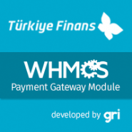 Turkiye Finans Virtual POS Payment Gateway Module