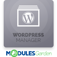 WordPress Manager For WHMCS