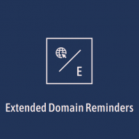Extended Domain Reminders