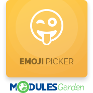 Emoji Picker For WHMCS