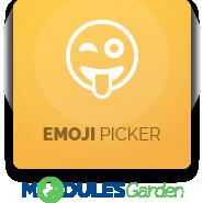 Emoji Picker For WHMCS