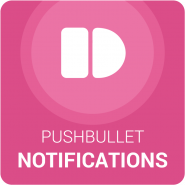 Pushbullet Notifications