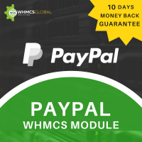 WGS PayPal Tokenization WHMCS Payment Module