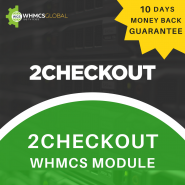 WGS 2Checkout Tokenize Credit Card WHMCS Module