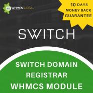 Switch Domain Registrar WHMCS Module