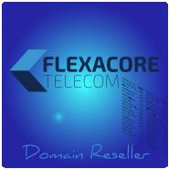 Flexacore Domain Registrar For WHMCS
