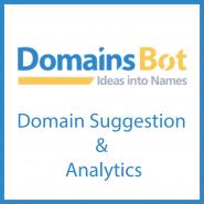 DomainsBot Domain Suggestion & Analytics