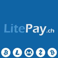 LitePay - Bitcoin & Litecoin payments
