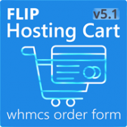 Flip Hosting Cart - WHMCS Order Form Template - One Page Review & Checkout
