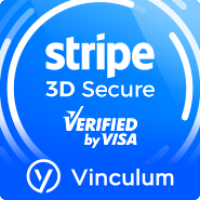 Stripe 3D Secure Card Payments