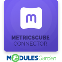 MetricsCube Connector For WHMCS