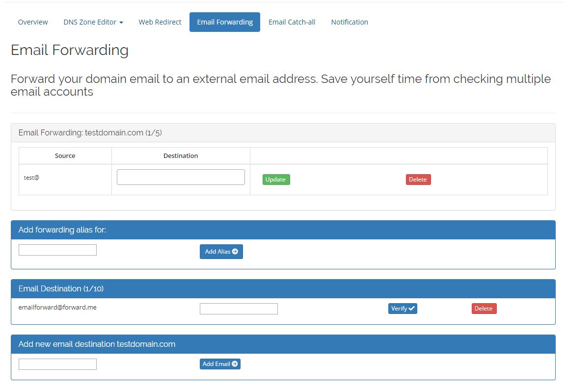 DNS Suite Module Free edition - WHMCS Marketplace