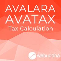 wbAvatax   Avalara AvaTax - Tax Calcuation Integration