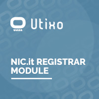 ItRegistrar NIC.it registrar module