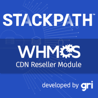 Stackpath CDN Reseller Module for WHMCS