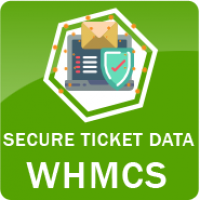 Secure Ticket Data for WHMCS