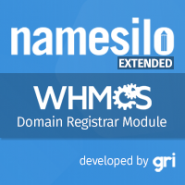 Namesilo Extended Domain Registrar Module for WHMCS