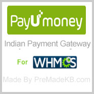 PayUMoney India Payment Gateway for WHMCS
